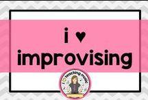 i ♥ improvising