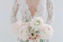 bride + her maids