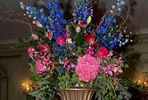 Bridal Reception Flowers