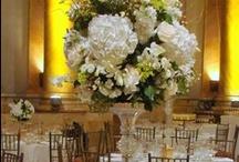 Tall Flower Centerpieces