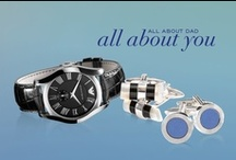 Father's Day At Goldsmiths  / A great range of father's day gifts and expert advice from Goldsmiths | visit goldsmiths.co.uk