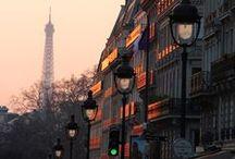 Oui, oui, Paris! / by Lia P.