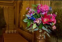 Flower Decor at The Pierre Hotel