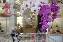 Flowers for Jimmy Choo NYC
