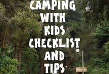 Camping trip / Camping ideas