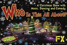 who's this all about-who christmas theme / by Kendra Singer