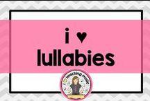i ♥ lullabies