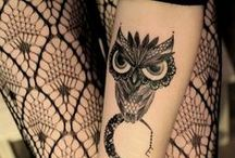 owl tattoo inspiration
