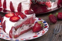 Delightful Desserts / Yummy in my tummy!! / by Vonceil Blunt