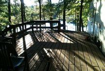 Riverside Retreat / Ideas for our riverside property