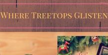 Novel: Where Treetops Glisten / Reviews, research, and more about the book. #WWII #Lafayette #Romance
