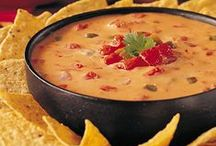 APPETIZERS & DIP RECIPIES -A LITTLE BITE OF HEAVEN /  APPETIZERS, DIPS, AND FINGER FOODS recipes of all kinds!  If you eat it with your hands, dip it, or put it on a little plate... PIN IT! / by Barbara Johnson