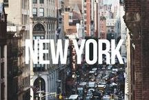 New York Style / New York - the city that never sleeps. From Sinatra to Sex and the City, the Big Apple has always been at the forefront of style and fashion.