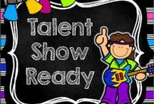 Talent Show / Everything you need to conduct a talent show.