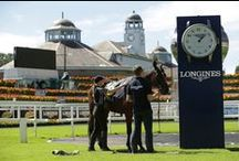 The Longines Edit / Longines is the 'Official Timekeeper' of Ascot and Royal Ascot 2016. Make sure you are ready to step out in style with our beautiful selection of Longines timepieces: http://www.goldsmiths.co.uk/c/Brands/Longines/