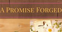A Promise Forged -- WWII Novel / All American Girl Professional Softball/Baseball League