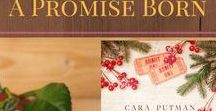 A Promise Born -- WWII Novel / Research and character board for Award-winning author Cara Putman's A Promise Born. #Dayton #Enigma #WWII #Romance