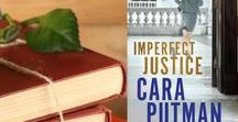 Novel: Imperfect Justice / Research and character information for Imperfect Justice by Cara Putman