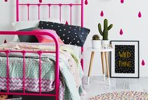 KIDS: Girl's room decor ideas