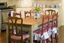 Cottage ~ Kitchen / by Kari Petersen
