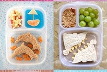 School Lunch Ideas / by Kristin Moser