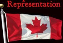 Canada / ... our First-Past-the-Post political system means our government represents only a minority of Canadians ...  Now is the time to adopt Proportional Representation so Canada can actually become a Representative Democracy and stop the erosion of the things we hold dear   #ProportionalRepresentation #VotingReform #STV #MMP #Representation #Democracy #StopBillC51 #RejectFear #CivilRights #Casseroles #Occupy#manifencours #IdleNoMore #FairVote