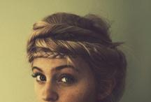 Hair / by Sara Van Tuyl
