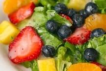 Recipes: Salads / by Melissa Robbins