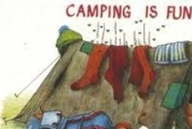~CAMPING~ / by Joanne Crespin