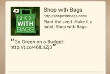 Green Companies / by Shop WITH Bags