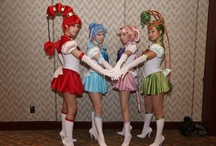 Sailor Moon - Cosplay / by Pocky Pants