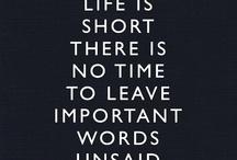 Words of Wisdom / by HARVEST MAGAZINE