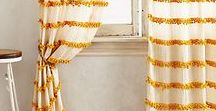 {Home} Window Treatments / Curtains, blinds, hardware, etc.