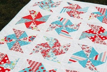 {Sewing} Quilts & Throws / Darling quilts I would love to make for my home.