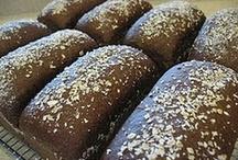 Food - Breads / by Jen Dicou