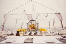 Hot Wedding Trend: Grey/Yellow Palette / by Plantation Gardens Kauai