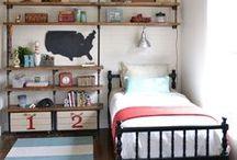 {Interior Inspo} Boy Bedrooms