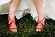 Vibrant Red Weddings / by Plantation Gardens Kauai