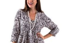 Spirituelle Tops & Tunics / A collection of Tops & Tunics relaxed in style, casual and comfortable to wear.