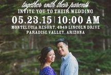 Chic Invites / by Plantation Gardens Kauai