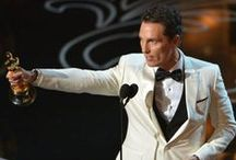 Matthew McConaughey / Matthew McConaughey is quickly becoming my new favorite male actor. / by Kim