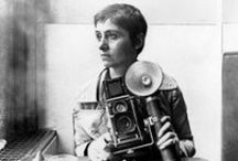 "Diane Arbus / ""I never have taken a picture I've intended. They're always better or worse."""