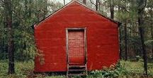"William Christenberry / ""It is like an unbelievable magnet. I can't wait to get out into that landscape and to go back and see those same places. Sometimes they are still there and sometimes they are completely gone."""