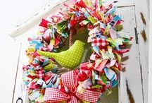 wreaths / by Amy Duane