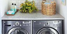 {Interior Inspo} Laundry Rooms