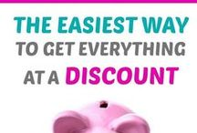 Frugality / Save where you can to spend on what matters. Everything frugality - follow I Pick Up Pennies for more tips!