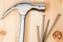 Frugal Home Repair / DIY and tips on how to hire a professional