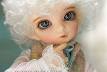 Wonderfull dolls and doll's clothes