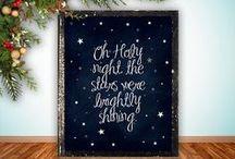 {Celebrate} Christmas: Printables