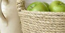 {Home} Baskets & Storage